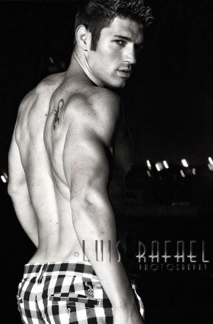 Bo Roberts by Luis Rafael