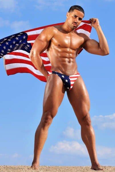 Rafael Leonidas - Fitness Model