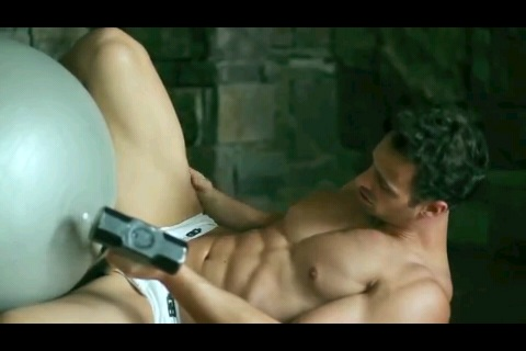 Fitness Model Bryan Hawn