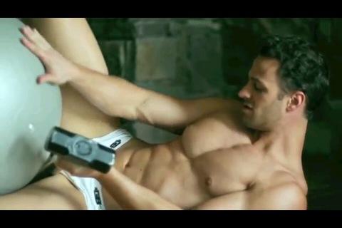 Bryan Hawn Fitness Model