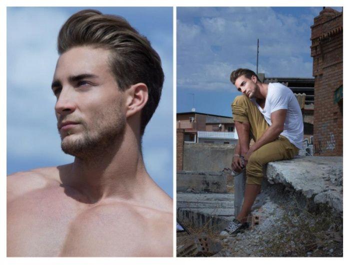 Manuel Rico - Former Model