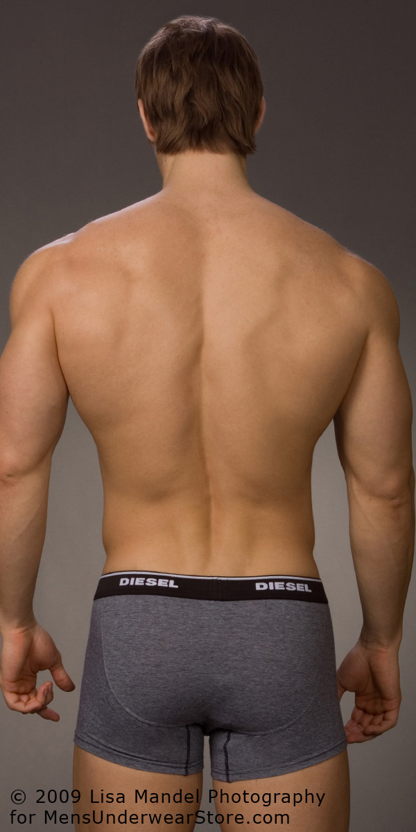 Underwear Model Luke Fuldan for Lisa Mandel