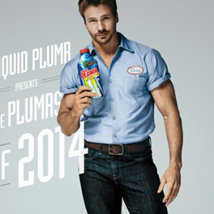 Eye Candy: Meet the Men of the 2014 Liquid Plumr Calendar!