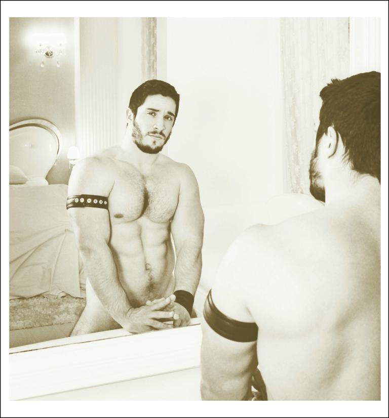 Underwear Model Steve Raider