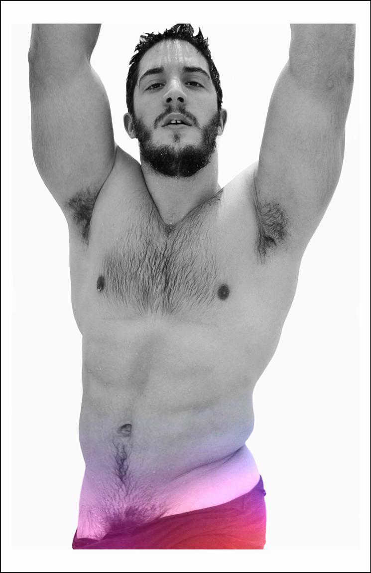 Fitness Model Steve Raider